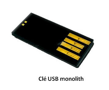 Clé usb monolith