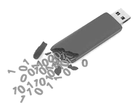 récupération-de-données-de-clé-usb-cassée